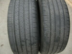 GREAT PAIR OF MICHELIN  PILOT 235/50R18 $60 FOR BOTH.