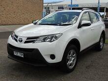 2014 Toyota RAV4 ASA44R GX (4x4) White 6 Speed Automatic Wagon Nowra Nowra-Bomaderry Preview