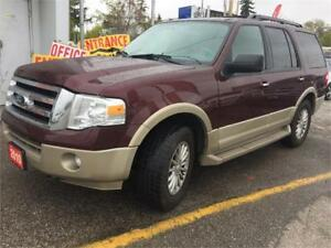 2010 Ford Expedition Eddie Bauer 4X4 8 PASSENGERS**mint cond^^ 