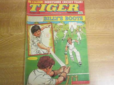 July 23rd 1983, TIGER, Darren Jones, Abdul Qadir, Kevin Johnson, Andrew Haynes.