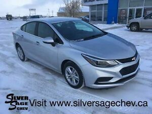 Brand New 2017 Chevrolet Cruze LT Turbo Heated Seats Remote Star