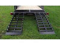 82X16+2' 14000LBS EQUIPMENT TRAILER