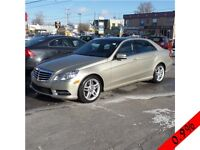 MERCEDES E350 DIESEL NAVI/CAMERA/PANORAMIC/GARANTIE MERCEDES
