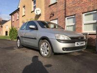 Vauxhall Corsa 1.2 Petrol 10 months MOT