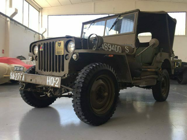 JEEP Willys WILLY MB 1944 ASI