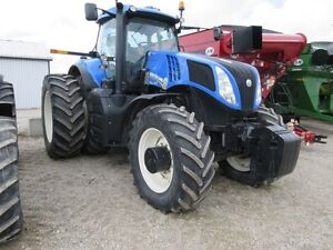 2014 New Holland T8.360 Tractor London Ontario image 2