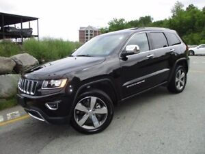 "2016 Jeep GRAND CHEROKEE LIMITED V6 (4X4, NAVIGATION, 20"" ALLOYS"
