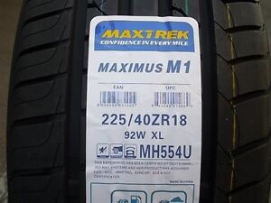 225 40 18 ZR RATED HIGH PERFORMANCE TIRES ONLY $99