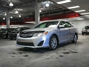 2012 Toyota Camry LE, Touch Screen, Alloy Rims, Bluetooth