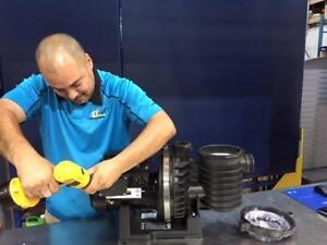 réparation et entretien de pompe