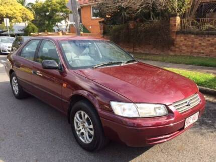 1998 TOYOTA CAMRY, TIMING BELT DONE, AUTO, FULL SERVICE !! Woolloongabba Brisbane South West Preview