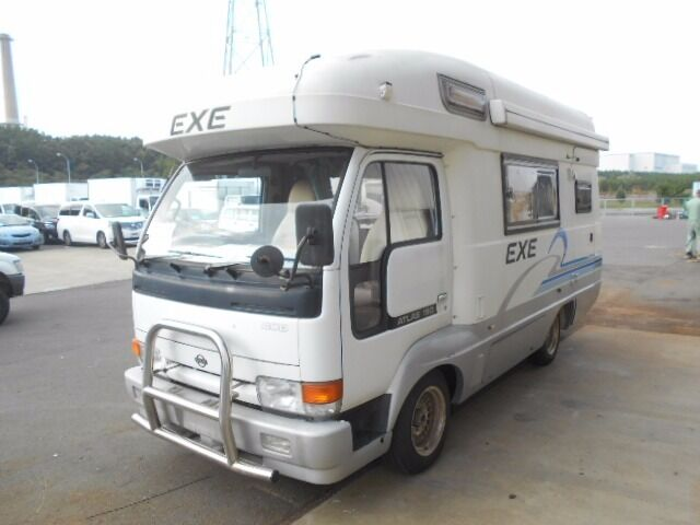 Nissan Atlas Motorhome 4 5 Berth 2 7 Diesel Manual 4wd