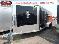 2018 7x24 DRIVE IN / OUT NEO SPORT TRAILER - TONS OF UPGRADES! London Ontario Preview
