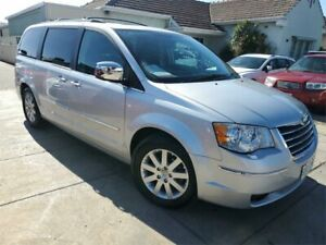 2009 Chrysler Grand Voyager RT 5th Gen MY09 Limited Silver 6 Speed Automatic Wagon Park Holme Marion Area Preview