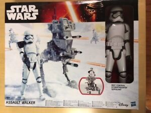 Star Wars toy (new in box)
