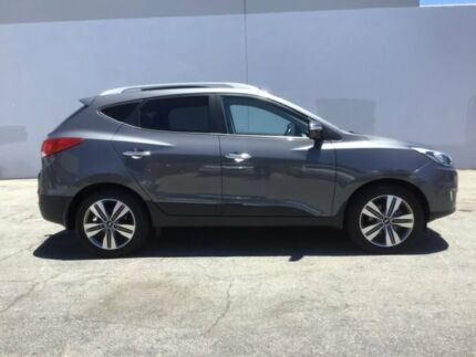 2014 Hyundai ix35 LM3 MY14 Highlander AWD Grey 6 Speed Sports Automatic Wagon Midvale Mundaring Area Preview
