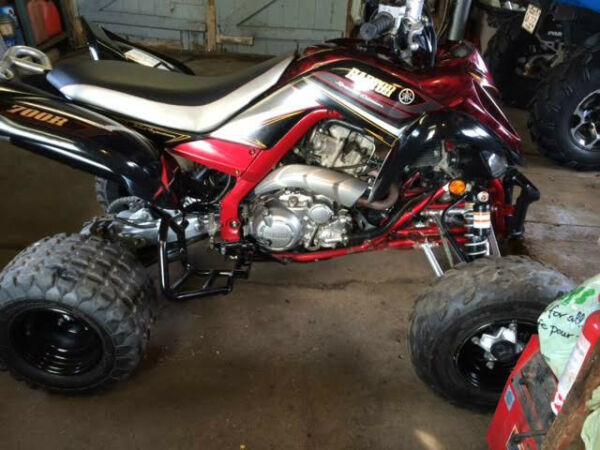 Used 2009 Yamaha 700R Raptor Special Edition