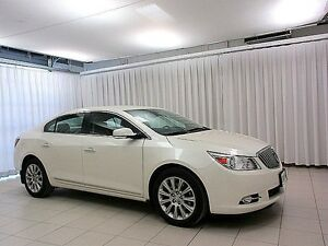 2013 Buick Lacrosse CXL with LUXURY & DRIVER CONFIDENCE GROUP