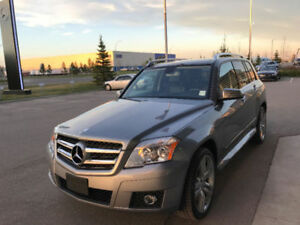 2010 Mercedes Benz GLK-350 LOW KMs