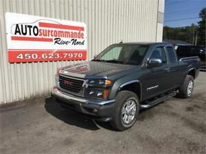 2010 GMC Canyon SLE w/1SA -- GARANTIE 1 AN/ 15 000 KMS --