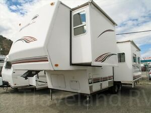 2008 Eclipse by Okanagan ECLIPSE 295RLBS