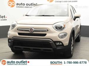 2016 Fiat 500X LOUNG, Push Start Button