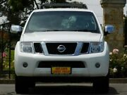 2012 Nissan Pathfinder R51 MY10 ST-L White 5 Speed Sports Automatic Wagon Enfield Port Adelaide Area Preview