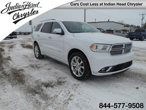 2016 Dodge Durango Citadel | Buyback | Very low Km's | Leather