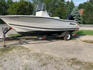 Triton Boats   Buy or Sell Used and New Power Boats & Motor Boats in
