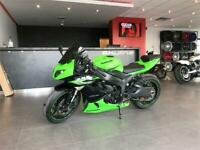 2011 KAWASAKI NINJA ZX-6R!!$49.92 BI-WEEKLY WITH $0 DOWN!! Markham / York Region Toronto (GTA) Preview