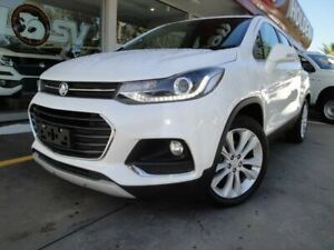 2018 Holden Trax TJ MY19 LTZ White 6 Speed Automatic Wagon Somerton Park Holdfast Bay Preview