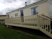 3 bedroom 8 birth caravan cleethorpes