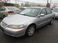 2002 Honda Accord SE
