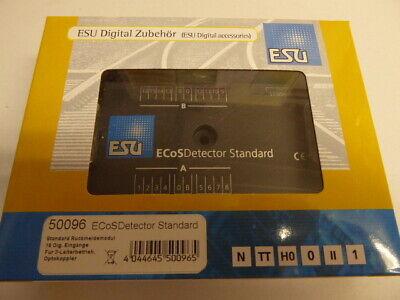 ESU 50096 ECoS Detector Standard   Neuware