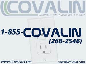 Covalin Wiring Devices and Wall Plates