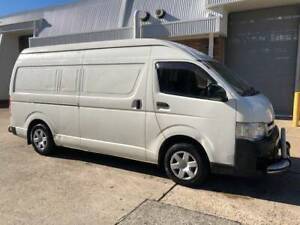 2011 Toyota Hiace Milperra Bankstown Area Preview