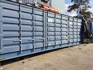 Shipping containers Tomago Port Stephens Area Preview