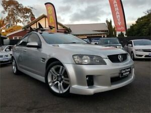 2007 Holden Commodore VE SV6 Silver 5 Speed Automatic Sedan Mount Hawthorn Vincent Area Preview