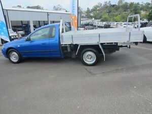 2006 Ford Falcon BF XL Super Cab Blue 4 Speed Sports Automatic Cab Chassis Buderim Maroochydore Area Preview