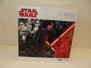 pair of Star Wars  - 1000 Piece Jigsaws