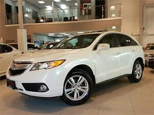 2014 Acura RDX TECHNOLOGY-NAVI-REAR CAM-LOADED-ONLY 58KM