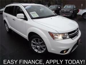2016 Dodge Journey R/T!! AWD!! HEATED LEATHER!! 7 PASSENGER!!