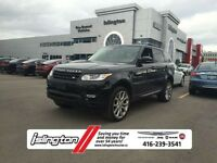 2014 Land Rover Range Rover Sport V8 Supercharged 4dr 4x4