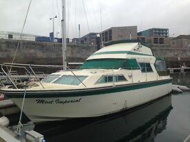 Fairline Sedan Flybridge Motorboat - 32 ft. - FOR QUICK SALE