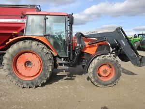 2011 Kubota M136X Tractor London Ontario image 2
