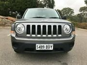 2013 Jeep Patriot MK MY14 Sport 4x2 Grey 5 Speed Manual Wagon Littlehampton Mount Barker Area Preview