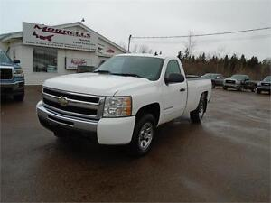2009 SILVERADO REGULAR CAB!!!V8 AUTOMATIC!!!
