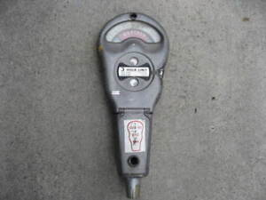 Vintage Parking Meter-from suburb of Detroit, MI