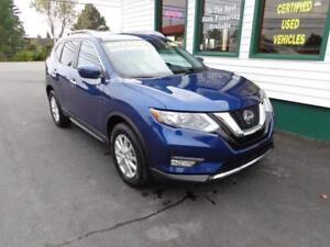 2018 Nissan Rogue SV w/ roof for only $219 bi-weekly all in!
