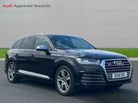 2018 Audi Q7 Sq7 Quattro 5Dr Tip Auto Estate Diesel Automatic